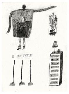 Sketchbook Geran Knol
