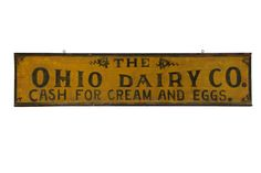 Garth's Auctions, Inc. -old sign