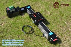 W50 linear rail with motor and limit switch