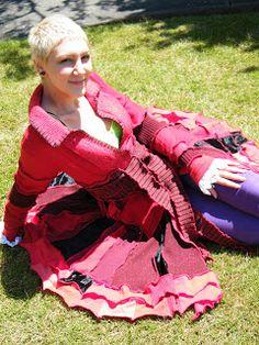 SistaHoodz - da Blog: Toni's Ruby Tuesday Hoodz