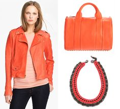 Orange Fashion: It's Our Favorite Color For Spring!