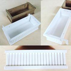 подвесной горшок кашпо на балкон производитель МОЯ ФАБРИКА подробнее vk.com/myfabrication