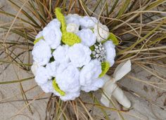 This post contains affiliate links Crochet Bridal Flowers Bridal Bouquet and Boutonniere I was recently approached by The Green Bride Guide about using my Rosette's Pattern in their blog for June Brides. Of course I was honored to be asked, but it also kicked my brain into overdrive. I often have way too many ideas [...]