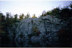 RI - Located at the end of Forest Entry Road, deep in the Freetown State Forest, this disused rock quarry has been the site of many paranormal occurrences. Everything from mysterious lights, ghosts and UFOs have been reported here.  Paranormal writer/researcher Christopher Balzanos book, Dark Woods- Cults, Crimes and Paranormal in the Freetown State Forest, is the best source for information on the forest and all its weird happenings.