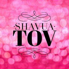 #ShavuaTov  -  Have a good week!!