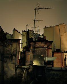 Salon du Panthéon : les toits de Paris d'Alain Cornu
