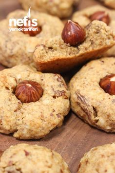 Unsweetened Cookies (with raisins), Cookie Recipes Baby Food Recipes, Cookie Recipes, Diet Recipes, Dessert Recipes, Desserts, Slow Food, Atkins, Fast Food, Food Decoration