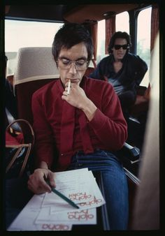 Rare and Amazing Photographs of Iggy Pop Taken by His Girlfriend Esther Friedman from 1976 - 1982