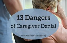 Denial is a normal emotion but there are risks to caregiver denial, warns acclaimed author and caregiver, Elizabeth Lonseth. Learn more.