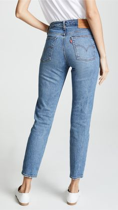 276 Best Straight Leg Denim Images In 2020 Fashion How To Wear Clothes
