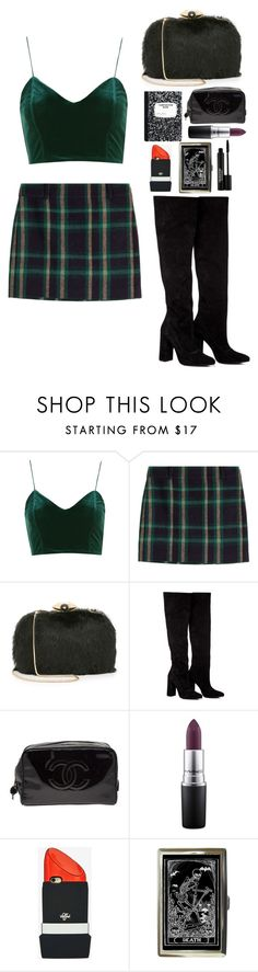 Get me out by pinkdaisyprincess on Polyvore featuring Topshop, Polo Ralph Lauren, Anouki, Diane Von Furstenberg, Valfré, Christian Dior, MAC Cosmetics and Chanel