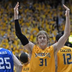 WICHITA, Kan. — Four years ago, Ron Baker was driving through the plains of Kansas with his mother, going home to Scott City after a visit to Fort Hays State, a Division II program in the western part of the state...
