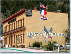 Hotel de Paris Museum, Georgetown, Colorado