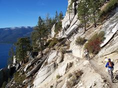 Top 6 Mountain Bike Trails in South Lake Tahoe | Tahoe South