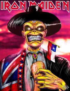 Eddie ~ Iron Maiden
