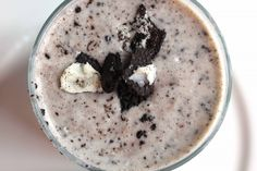 Light Oreo Smoothie