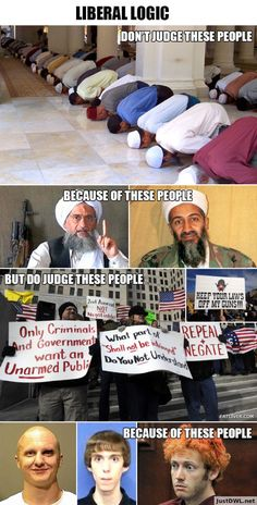 """wow, it;s hard to know where to start here.... first, it does not follow logically that all members of a faith group hold the same political views. Second, the statement """"only criminals and governments want an unarmed public"""" is untrue unless it is now a crime to advocate for gun control. Third, using Yosemite Sam as an example of a responsible gun owner....? Really?"""
