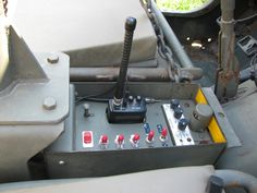 jeep radio console | Re: Ammo Can Center Console
