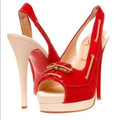 Authentic Louboutin sandals Better pics coming soon. Preowned. Christian Louboutin Shoes Heels