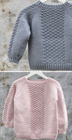 Amazing Knitting provides a directory of free knitting patterns, tips, and tricks for knitters. Baby Boy Knitting Patterns Free, Jumper Knitting Pattern, Baby Sweater Patterns, Knitting Paterns, Knit Baby Sweaters, Knitting For Kids, Knitting Designs, Crochet Boys Sweater Pattern Free, Knitting Baby Girl