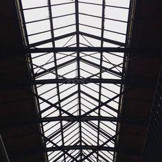 Above #soulfoto #abstract #monochrome #structure #minimal #minimalism #black #sky #white #photooftheday #bw