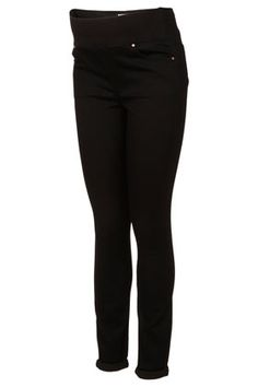 Maternity MOTO Black Leigh Jeans