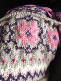Lev Landlig kofte / Country Living knit