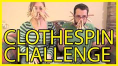 This week we do the clothespin challenge! Also if you have not already seen our Bean Boozled Challenge or Couples 123 Tag, check it out in the links down below!