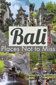Are you thinking about planning a trip to Bali? Our Bali trip planner makes planning your first trip to Bali easy. With where to stay in Bali, where to go in Bali, unique things to do in Bali, and all the logistic information you need, you will be spendi Cool Places To Visit, Places To Travel, Travel Destinations, Travel Tips, Travel Guides, Free Travel, Travel Abroad, Holiday Destinations, Luang Prabang