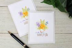 Design Clips: Fresh Cut Watercolors