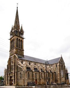 Église St-Cast, à Saint-Cast.