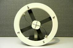Flat springs perpetual wheel, video:   https://www.youtube.com/watch?v=8EEi5VBouWk
