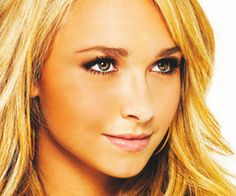 Hayden Panettiere- she's gorgeous & she's my idol