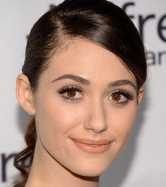Emmy Rossum's Eye Makeup Is An Optical Illusion - Daily Makeover