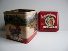 Vintage 1992 Limited Edition Red Man by CreamCityLostNFound, $10.00