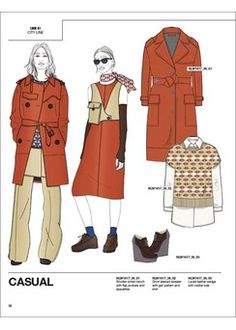 Next Look Womenswear A/W 16/17