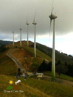 Costa Rica es el país número uno en energía renovable. #PuraVida @HIMGPanama