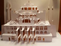 Hagia Sophia - kirigami