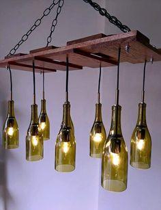 Diffa trend residential design party ideas pinterest tabletop wine bottle chandelier by mrfoxcustoms on etsy aloadofball Gallery