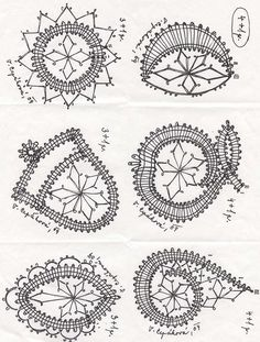 Vánoce | Galerie.cz Victorian Christmas Ornaments, Bruges Lace, Bobbin Lace Patterns, Lacemaking, Lace Heart, Lace Jewelry, Needle Lace, Irish Crochet, Hobbies And Crafts