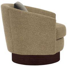 Bernhardt Interiors Camino Swivel Chair