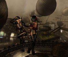 Steampunk by Clockwork Heart