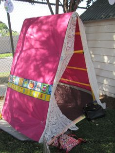 Irresistible Ideas for play based learning » Blog Archive » dover street preschool – outside