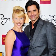 Jodie Sweetin and John Stamos made an appearance at the second annual Goodwill Gala in Dana Point, CA, on Saturday. Jodie was accompanied by her boyfriend, Love Movie, Movie Tv, House Star, John Stamos, Fuller House, Famous People, Boyfriend, Reunions, Celebrities