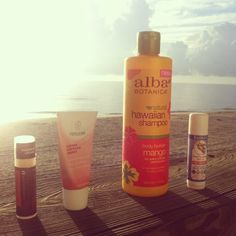 Pemberley Jones | At the #Beach: My All #Natural All Star #Beauty Products