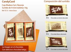 Mini-Tabletes decorado. ¡Imágenes de alta definición impresos en chocolate!
