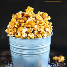 Step-by-step photo tutorial on how to make this addictive snack! Sweet, salty...All of the crunch...non of the long baking and continuous stirring!