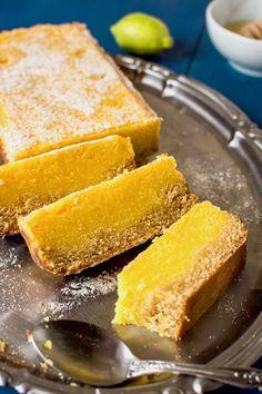 Delicious Paleo Lemon Bars 5