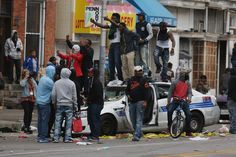 The Biggest Mystery Of Baltimore's Riots: It's actually not a mystery, it's another decades long Democrat-run city FAIL ! - Read here. 4/28/15