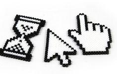 Me encantan estos diseños pixelados, para programadores /diseñadores / geeks.